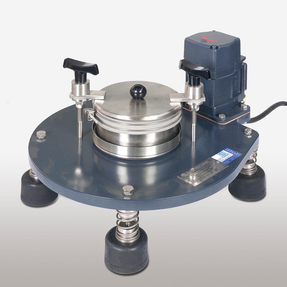 Control screening machine PERFLUX 151