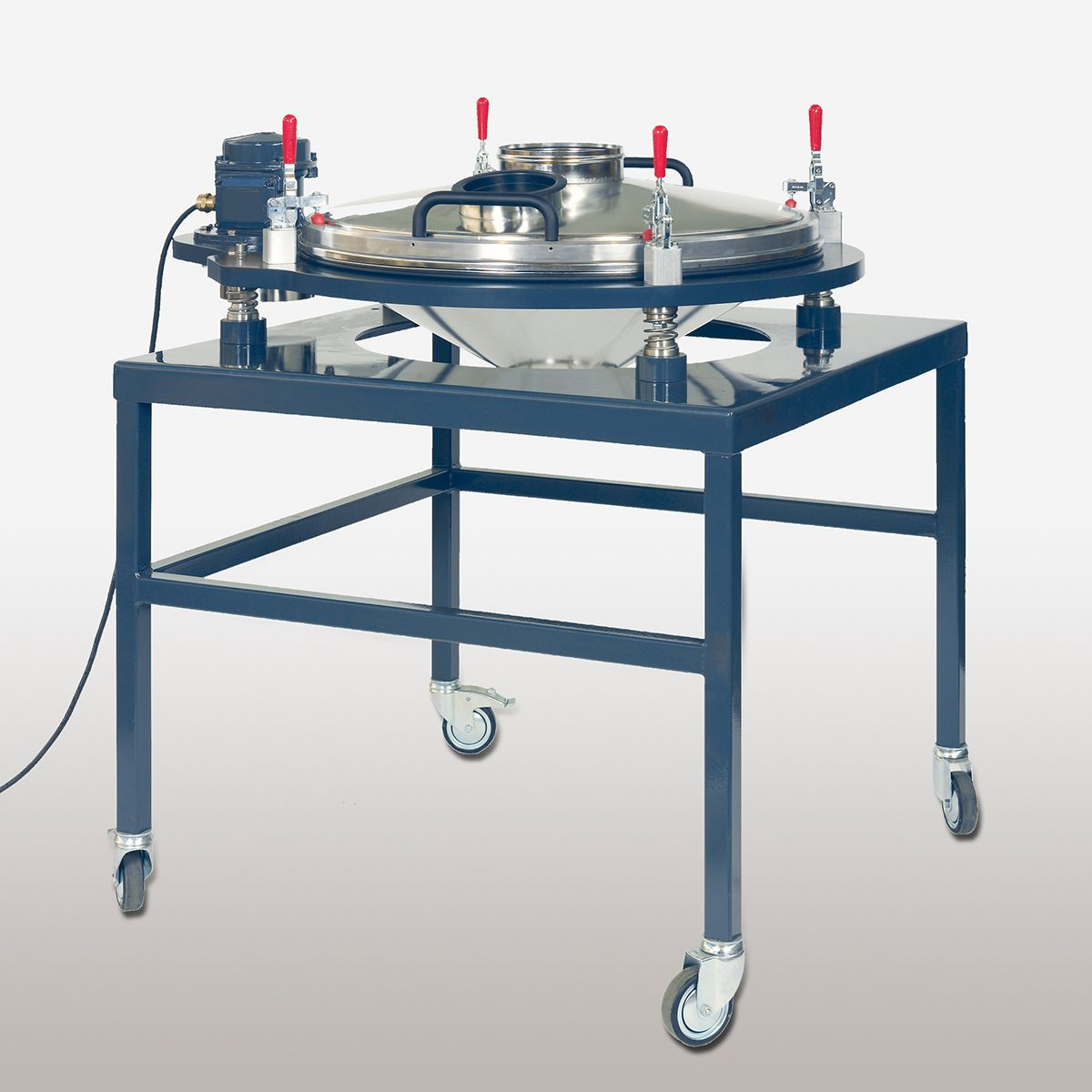 Control screening machine PERFLUX