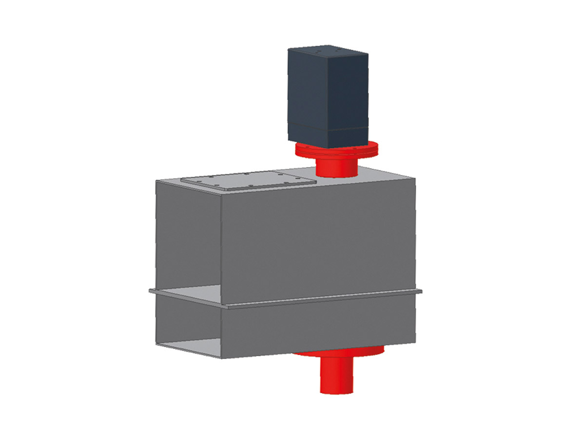 Air slide sampler RPN