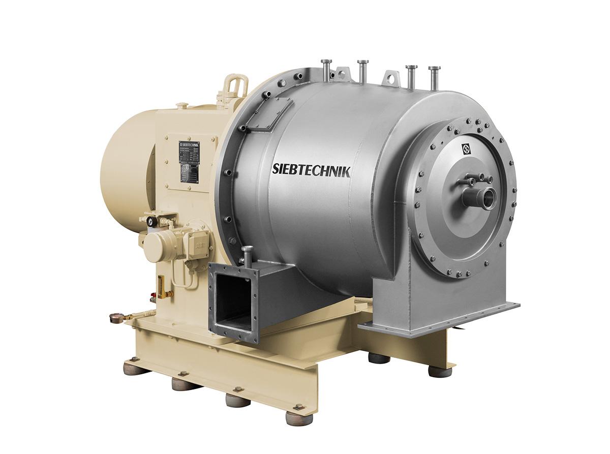 SHORTBOWL Decanter centrifuge