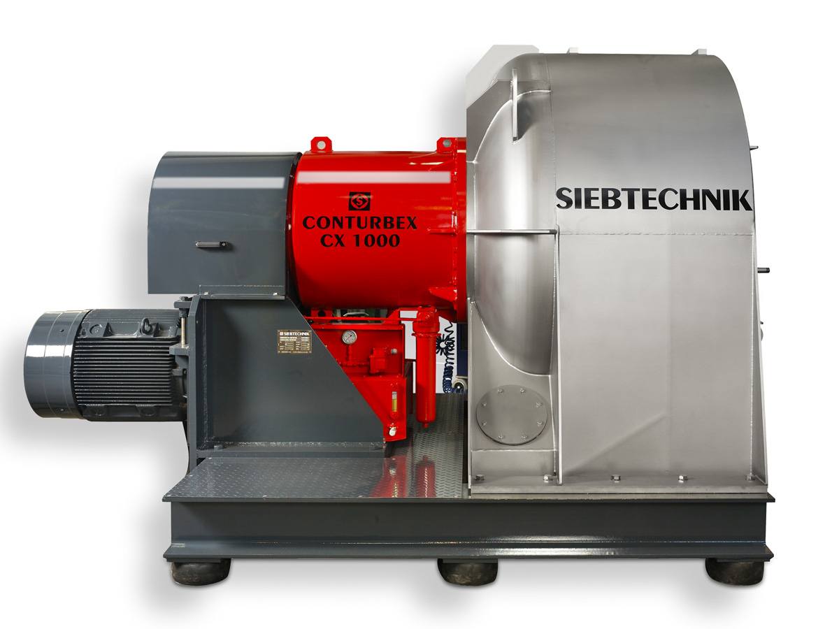 CONTURBEX screen worm centrifuge CX 1000